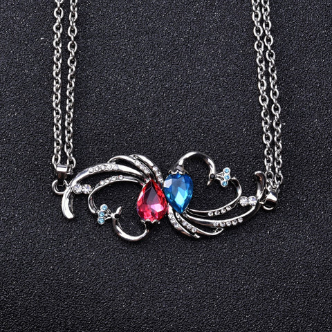 Free Peacock Necklace