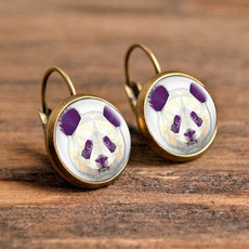 Land Animals Earrings