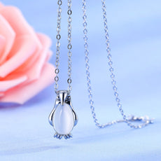 Free Penguin Necklace