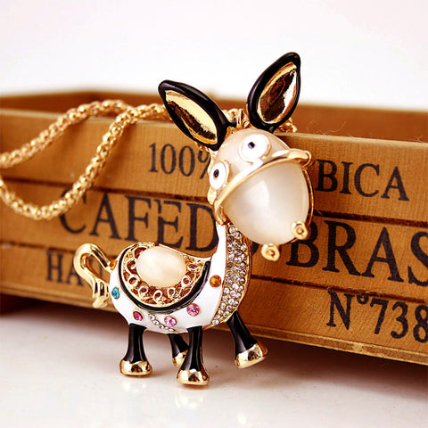 Donkey Necklace