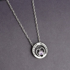 Once by my side Necklace