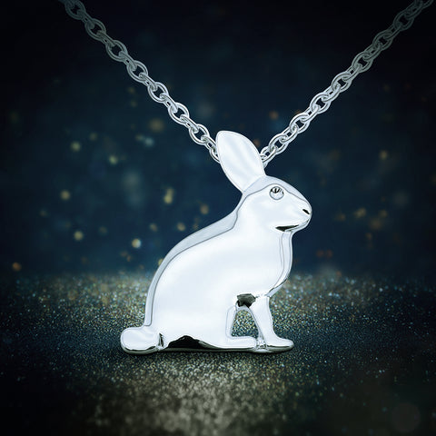 Free Rabbit Necklace