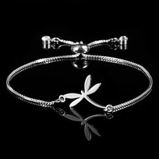 Dragonfly Adjustable Bracelet