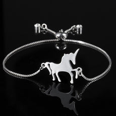 Horse Adjustable Bracelet