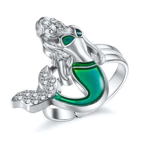 Mermaid Mood Ring