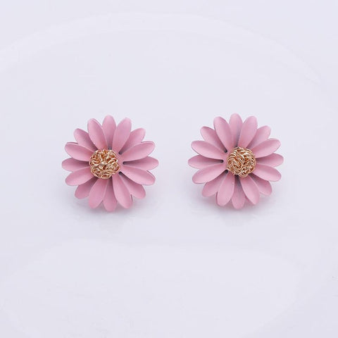 Free Daisy Earrings