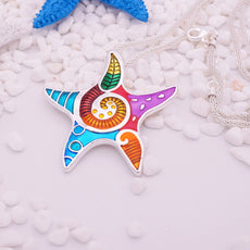 FREE Starfish Necklace