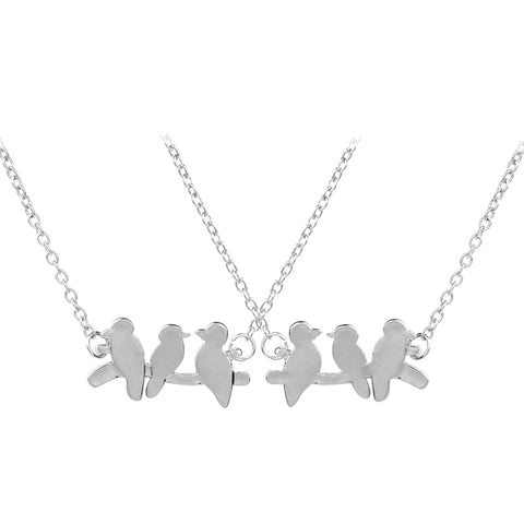 3 Birds Necklace