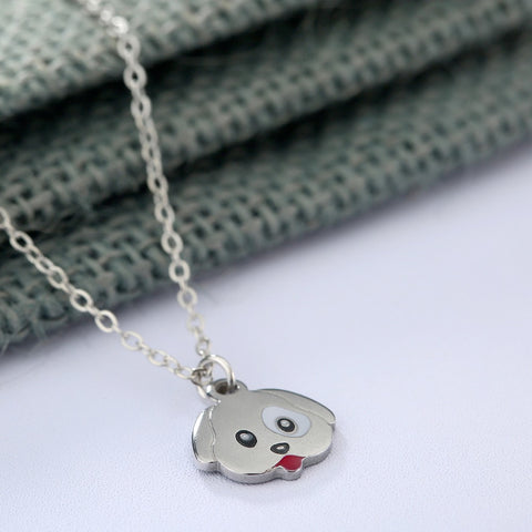 My Little Puppy Necklace