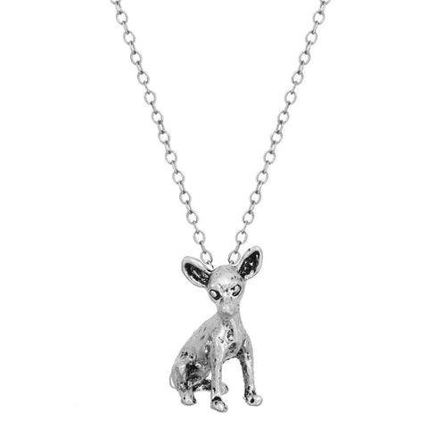 Chihuahua Necklace