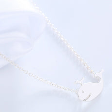 Wondrous Whale Necklace
