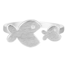 Fish Adjustable Ring