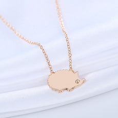 Free Hedgehog Necklace