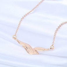Seagull Bird Necklace
