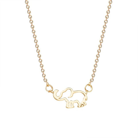 Free Lucky Elephant Necklace