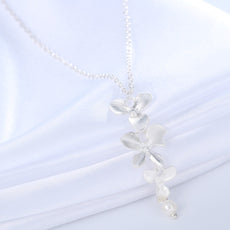 Free Orchid Flower Necklace