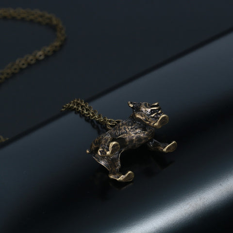 Pug 3D Necklace