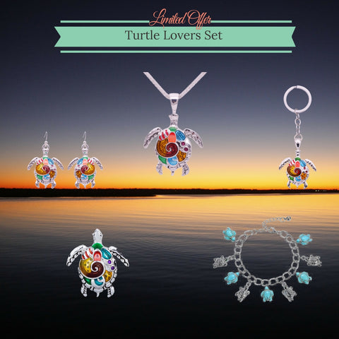 Turtle Lovers Set