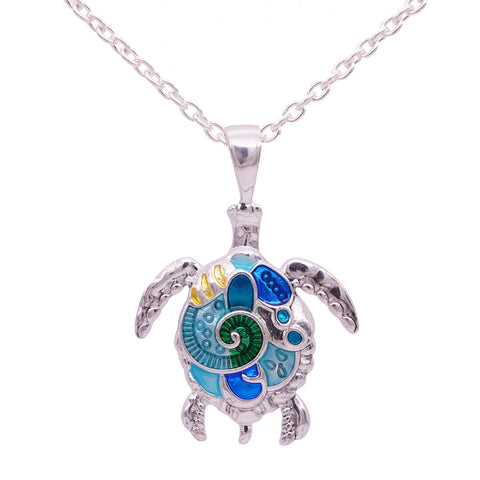 New Free Turtle Necklace