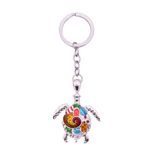 Limited Edition Turtle Keychain
