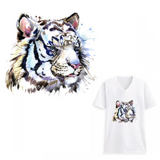 Free Tiger Sticker Set for Clothes