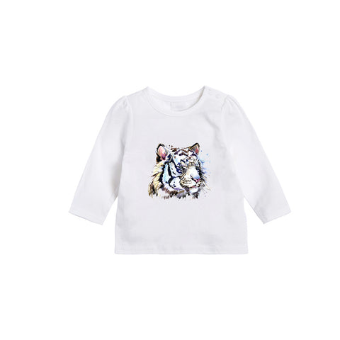 Tiger Sticker Set for Clothes
