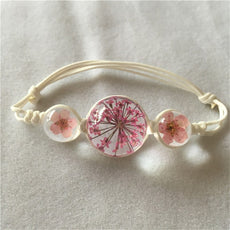 Dried Flower Bracelet