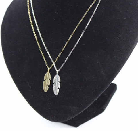 Free Leaf Necklace