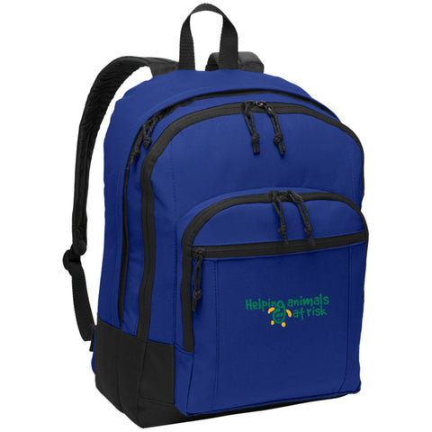 "Bags - ""Helping Animals At Risk"" BackPack"