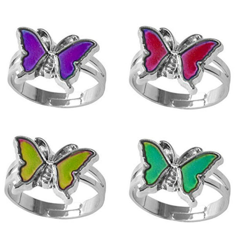 Butterfly Mood Ring