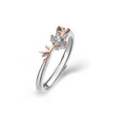 New Deer Love Ring
