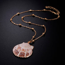 Clear St Jacques Necklace