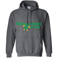 "Hoodies - ""Helping Animals At Risk"" Hoodie"