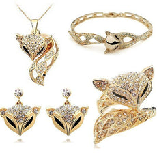 Jewelry Set - Fox Jewelry Set