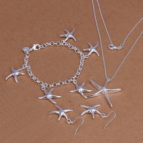 Jewelry Set - Starfish Jewelry Set