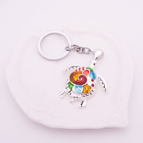 Keychain - Limited Edition Free Turtle Keychain