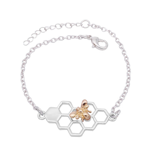 Linear - Add This Bee Bracelet For Just $9.95!