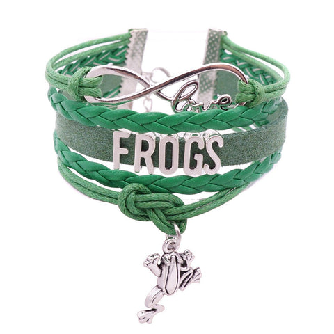 Linear - Add This Frog Bracelet For Just $9.95 USD!