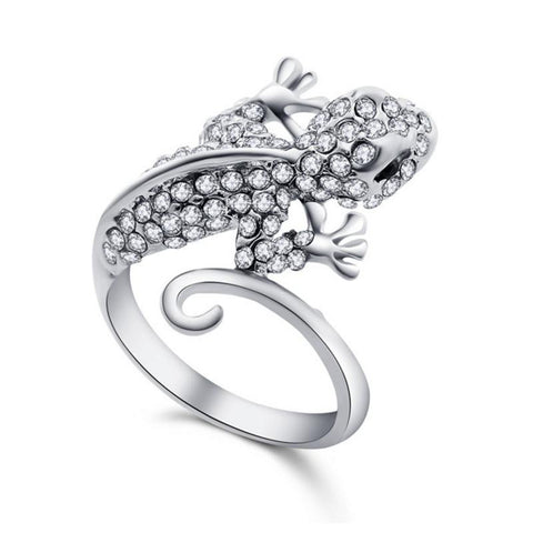 Linear - Add This Gecko Ring For Just $9.95 USD!