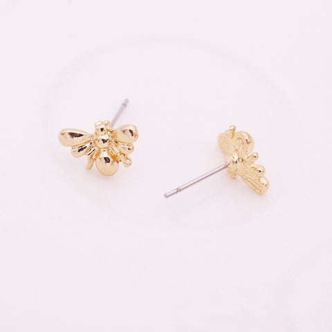 Linear - Get A Pair Of Bee Matching Earrings For $9.95!