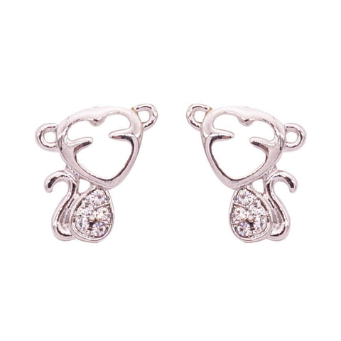 Linear - Get A Pair Of Monkey Matching Earrings For $9.95!