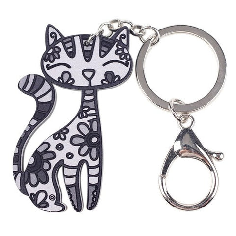 Linear - Throw In A Cat Keychain For $6.95!