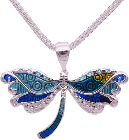 Necklace - FREE Dragonfly Necklace