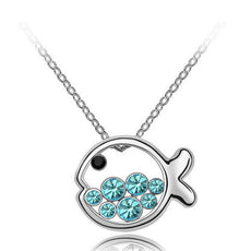 Necklace - Free Fish Necklace