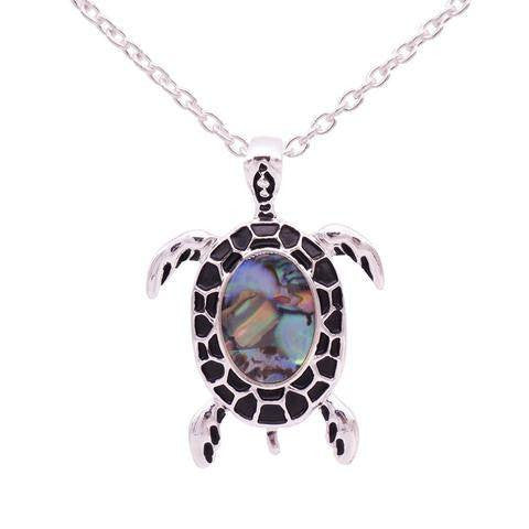 Necklace - Free Green Turtle Necklace