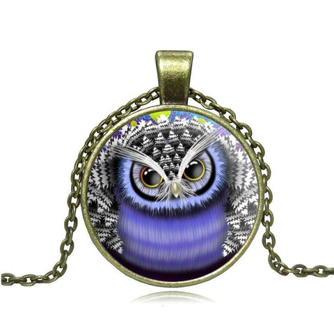 Necklace - Owl Necklace