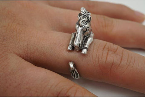 Ring - Adjustable Horse Ring