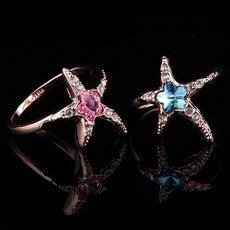 Ring - Starfish Ring