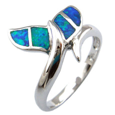 Rings - Whale Tail Opal Ring
