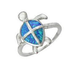 Turtle Opal ring